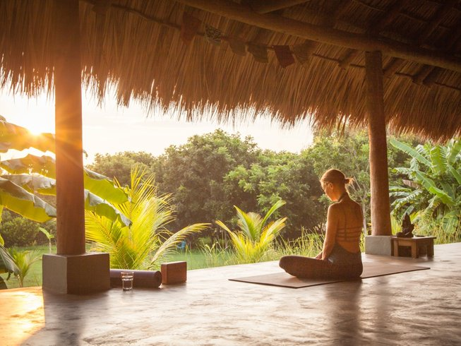 EARTH TO SKY BOWSPRING RETREAT in Nicaragua