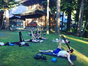6 Days Summer Meditation and Yoga Holiday at Nozawa Onsen, Japan