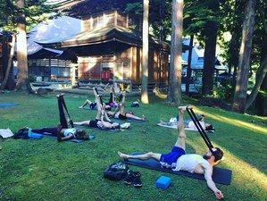 6 Day Summer Meditation and Yoga Holiday at Nozawa Onsen, Nagano