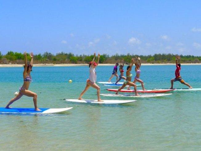 7 Tage SUP und Yoga Retreat auf Bali, Indonesien