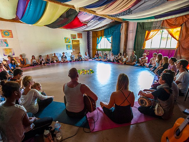 8 Days Mount Warning Meditation and Yoga Retreat in Australia