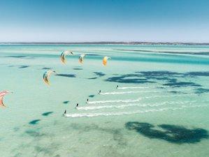 Kitesurfen: Downwinder