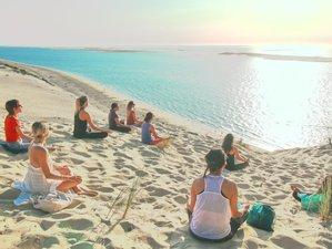 4 jours en stage de yoga, méditation et ateliers pour une parenthèse bien-être, Bassin d'Arcachon