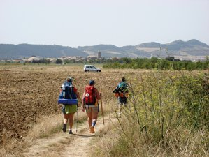 15 Days Self-Guided Camino Tour from Leon to Santiago, Spain