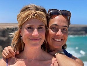 8 Day Intuition for Life Training & the Power of Gratitude Health Retreat in Lajares, Fuerteventura