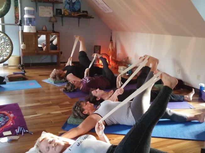 4 días para alimentar tu alma con Ayurveda y retiro de yoga en Manitoba, Canadá
