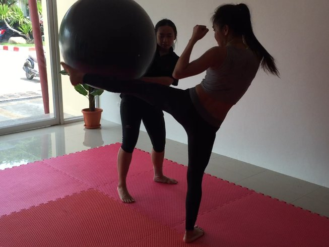 2 Week Martial Arts for Women Private Group Retreat in Thailand