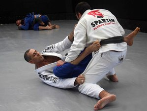 30 Day Brazilian Jiu Jitsu Camp in Florianopolis, Santa Catarina