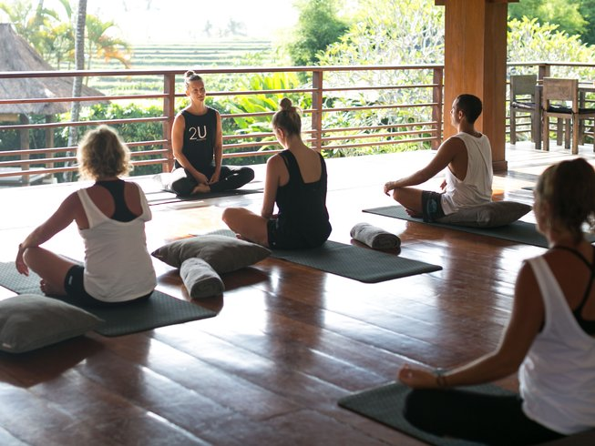 7 Days Adventure and Health Yoga Retreat in Bali, Indonesia