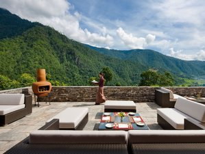 Spiritual Mediation with day hike in Tiger's Nest, Yoga & Spa in the High-end Hotels & Resorts.