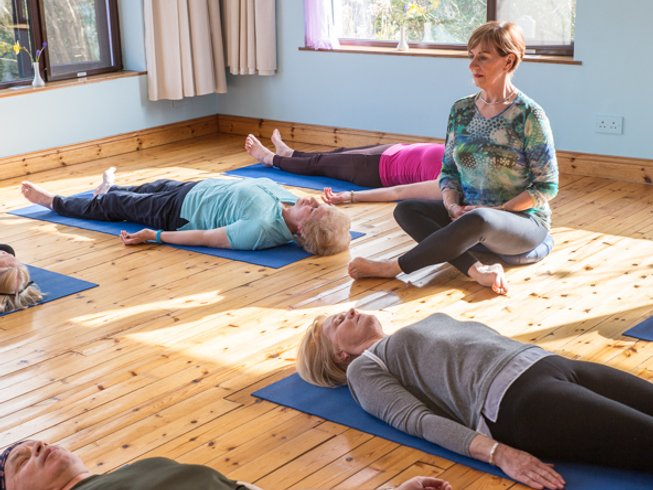 3 Days Meditation and Hatha Yoga Retreat Burren, Ireland