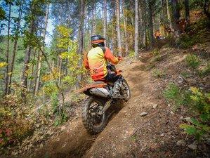 3 Day Guided Fun Tour: Discover Three Mountains in Bulgaria Motorcycle Tour