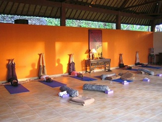 Pilates and Strecthing Retreat
