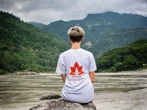 23 Days 200-Hour Vinyasa Yoga Teacher Training in Rishikesh, india