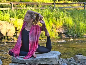 3 Day Golden Autumn Weekend Yoga Retreat in Pitztal, Tyrol