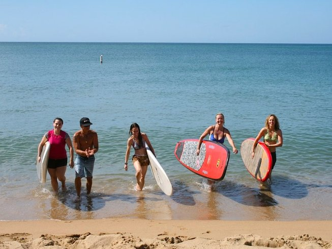7 Days Yoga, SUP and Snorkeling in Puerto Rico