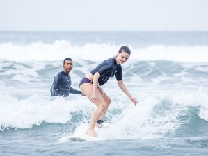 8 Days Experience Transformation - Surf and Yoga Holiday in Olon, Ecuador