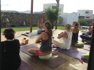4 Day Intensive Yoga Holiday in Fuerteventura, Canary Islands