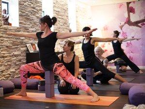 3 jours en retraite de yoga Iyengar et bien-être en Hollande
