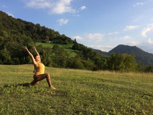 8 Days Rustic Adventure and Yoga Retreat in Serbia