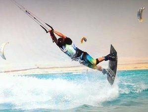 3 Days Kitesurfing in Okinawa, Japan