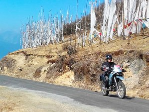 14 Days Royal Enfield Guided Bhutan Motorcycle Tour