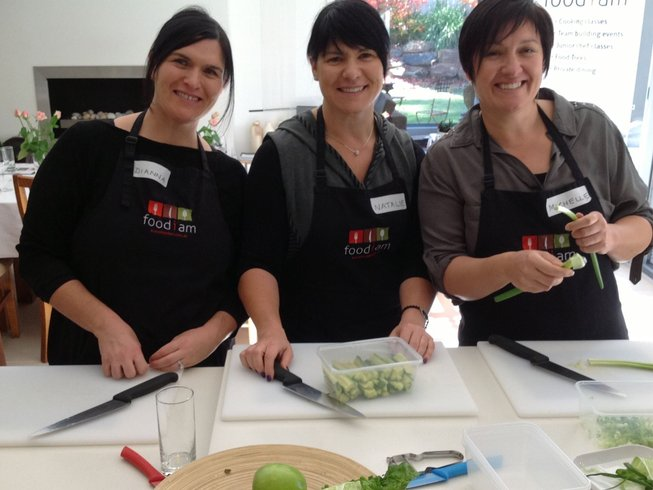 8 Days Cooking Holiday in Italy