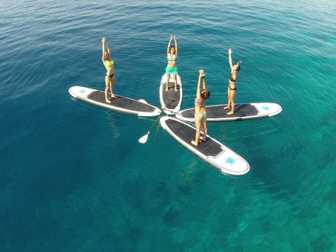 7 Days PADI Dive, SUP, and Yoga Retreat in Bali