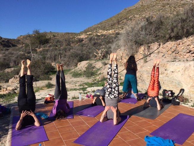 7 Tage Neujahrs Yoga Urlaub in Murcia, Spanien