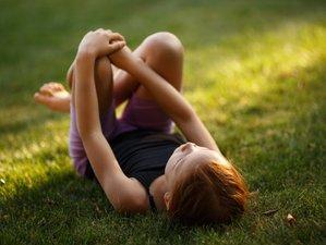 5-Daags Ouder en Kind Yogakamp in de Vlaamse Natuur in Bonheiden