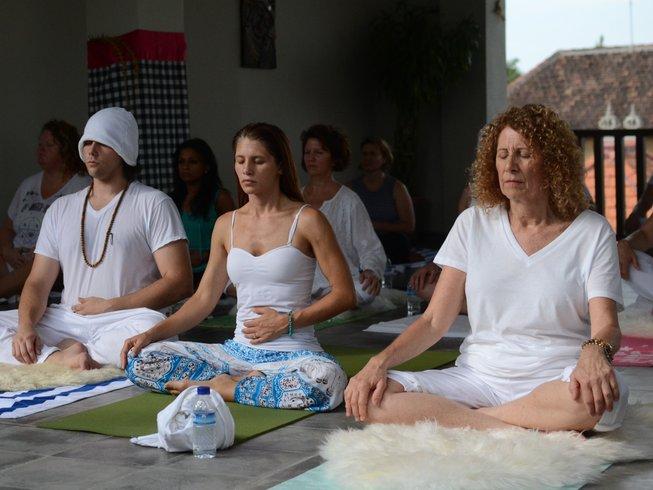 8 Days Kundalini Yoga and Meditation Retreat in Bali