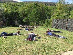 6 Day Unwind and Learn Tibetan Yoga in the Beautiful Countryside of Seggiano, Tuscany