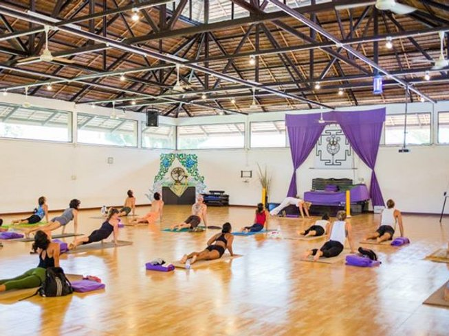 35 Days 200-hour Yoga Teacher Training in Thailand