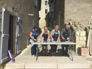 4 Day French Cooking Course in Tarn et Garonne, Occitanie