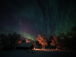 8 Day Arctic Wellness Retreat and Yoga Holiday in Lapland