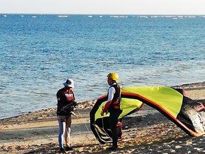 7 Days Intensive Beginner Kite Surf Camp in Phan Rang, South Central Coast Region, Vietnam