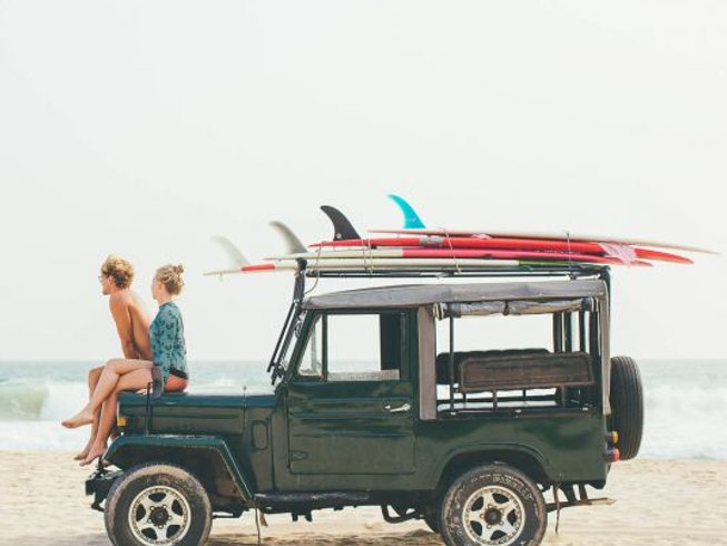8 Days Surf and Yoga in Sri Lanka