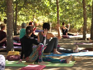 7 Days Deepening Meditation and Yoga Retreat in Pedrogao Grande, Portugal