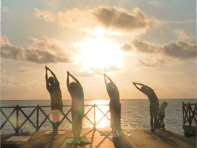 8 Days New Years Yoga & Meditation Retreat in Mexico