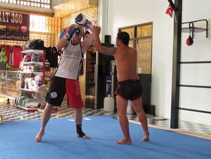 2 Months MMA and traditional Thai Martial Arts Training in Khao Lak