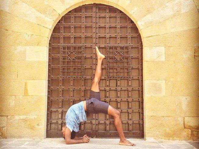 5 Days 30-Hour Yin Yoga Teacher Training in Algarve, Portugal