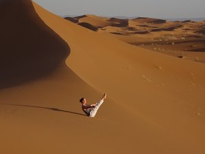8 Day Adventure, Yoga, Meditation, and Lila Night in Morocco