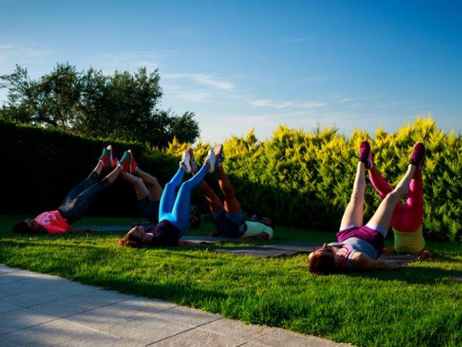 Mini Kühlschrank Mit Yoga : Tage olympische götter yoga urlaub in zakynthos griechenland