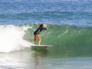 4 Days Surf and Yoga Holiday in Ñuro, Northern Peru