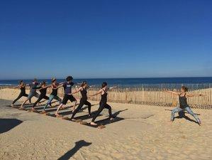 8 Tage Yoga Urlaub zur Sommersonnenwende in Landes, Frankreich
