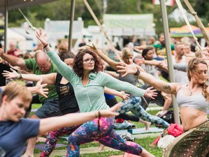 4 Days Festival Yoga Retreat in Virginia
