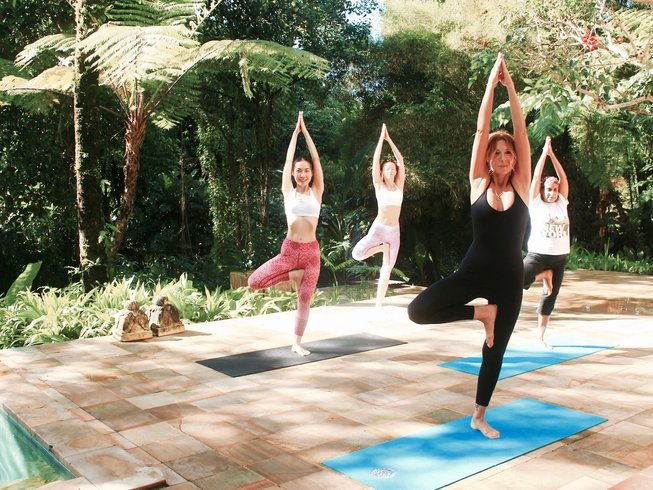 "7 Days ""Divine Body"" Raw Food and Yoga Retreat in Bali, Indonesia"