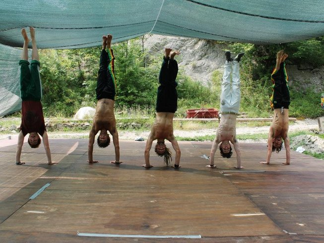 10 Days Capoeira Camp in Tuscany, Italy