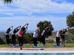 7 Day Wellness, Yoga, and Pilates Holiday in Anavissos, Attica