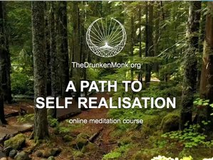 Online Meditation Course: A Path to Self-Realization with 21 Live Sessions